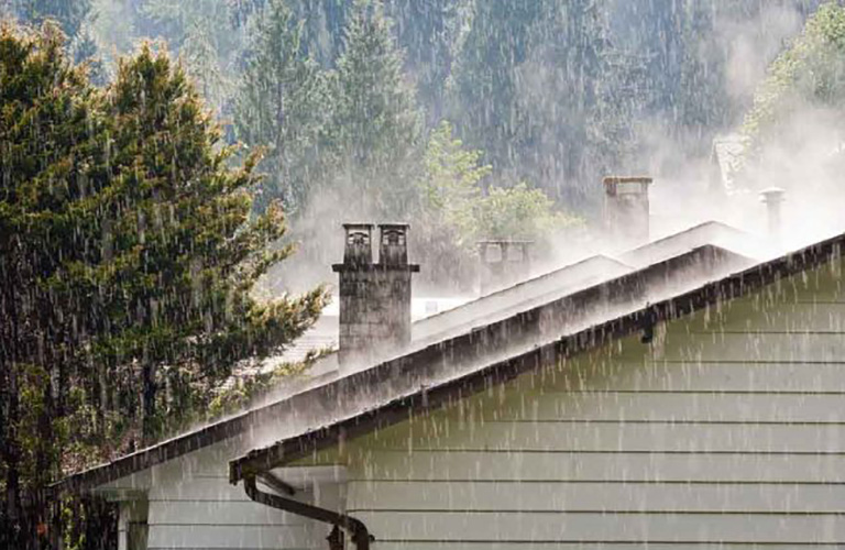 How Water-Shedding and Water-Resistant Roofs Differ