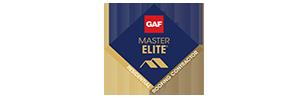 GAF Master Elite Logo