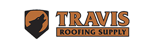 Travis Roofing Supply Logo